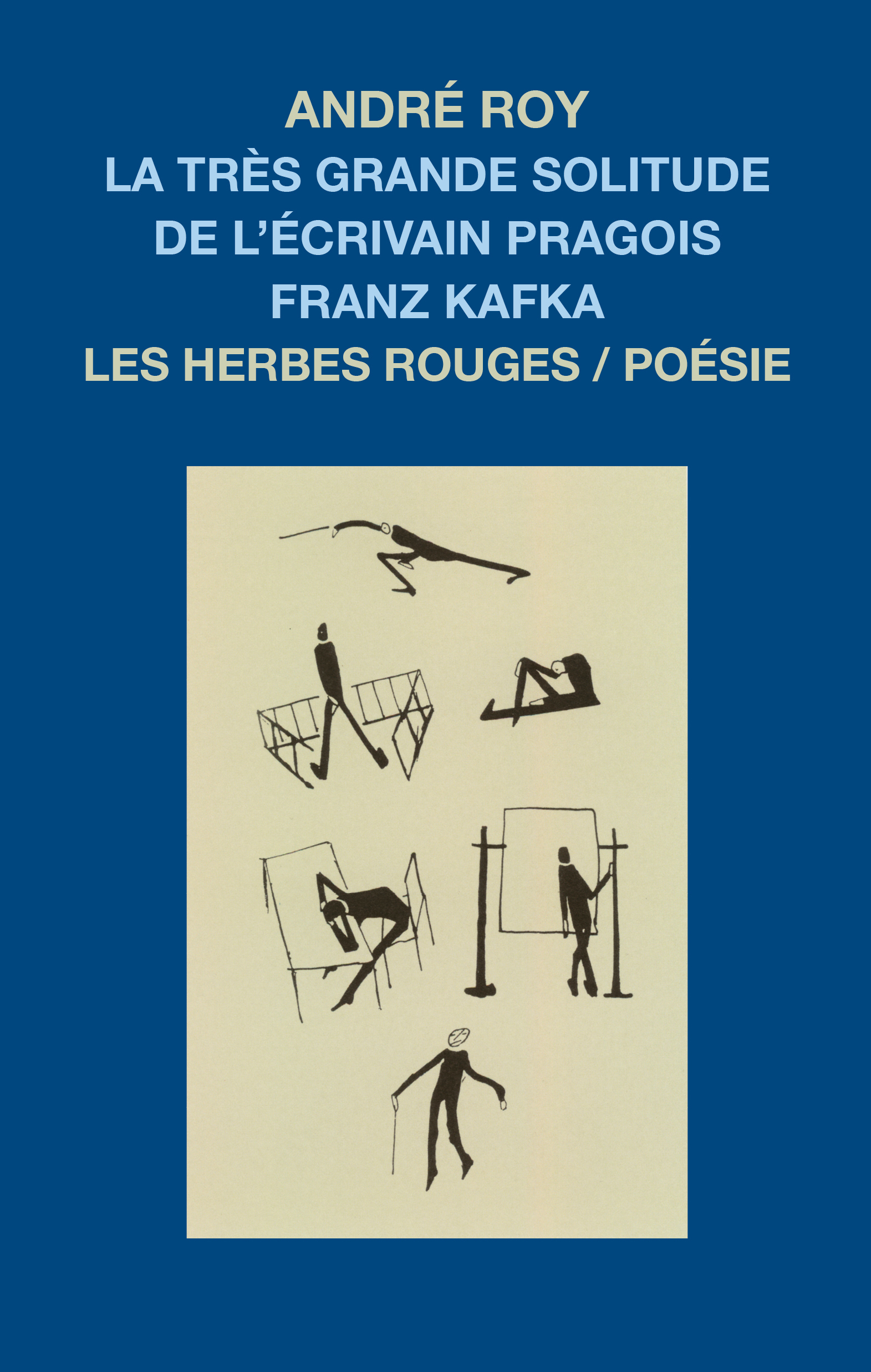 La très grande solitude de l'écrivain pragois Franz Kafka