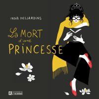 Cover image (La mort d'une princesse)