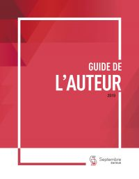 Guide de l'auteur