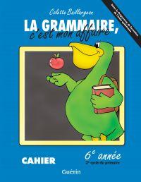 La grammaire, c'est mon aff...