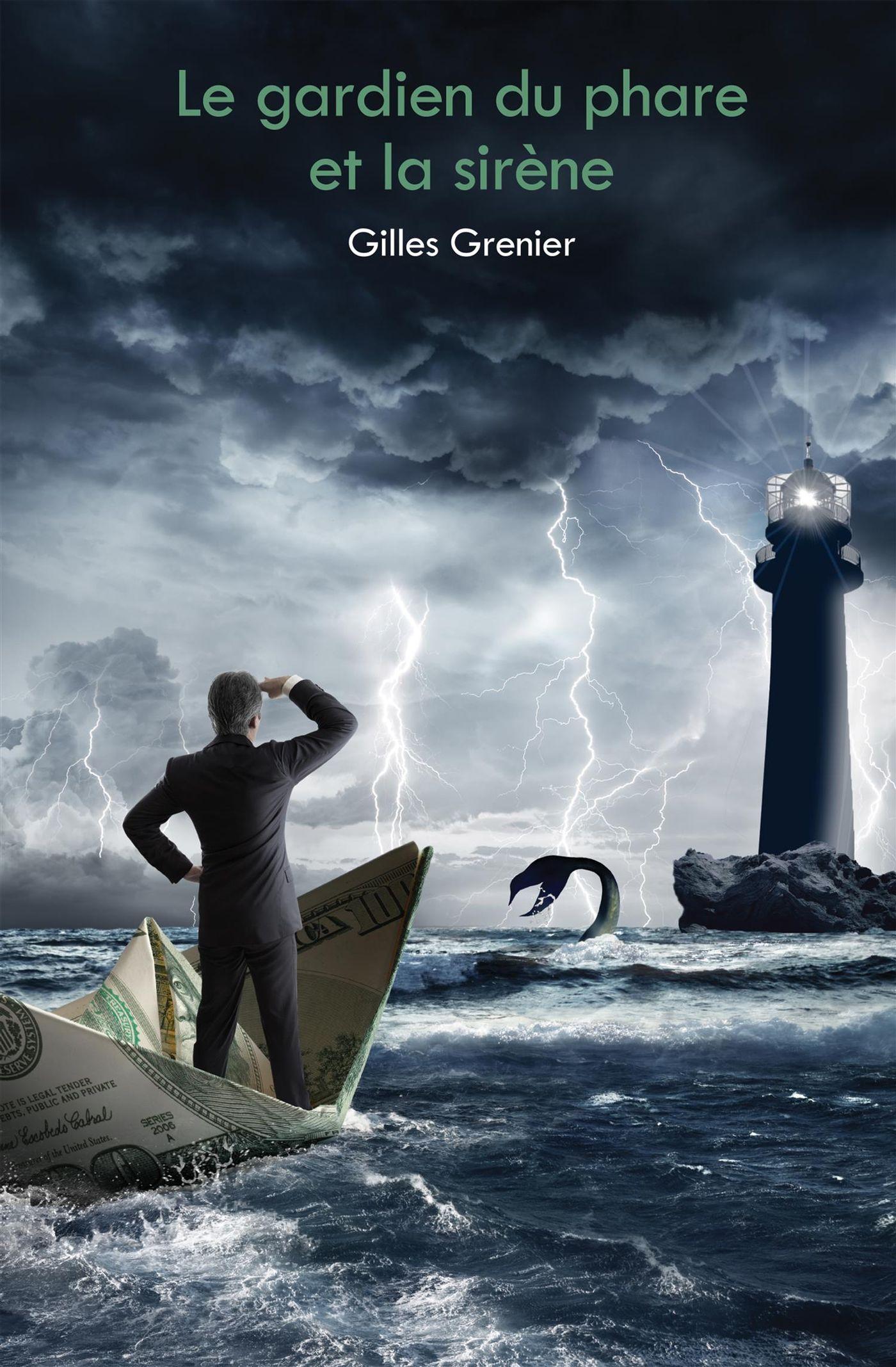Le gardien du phare et la sirène