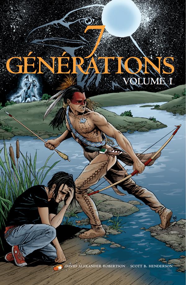 7 Générations : Pierre (Vol...