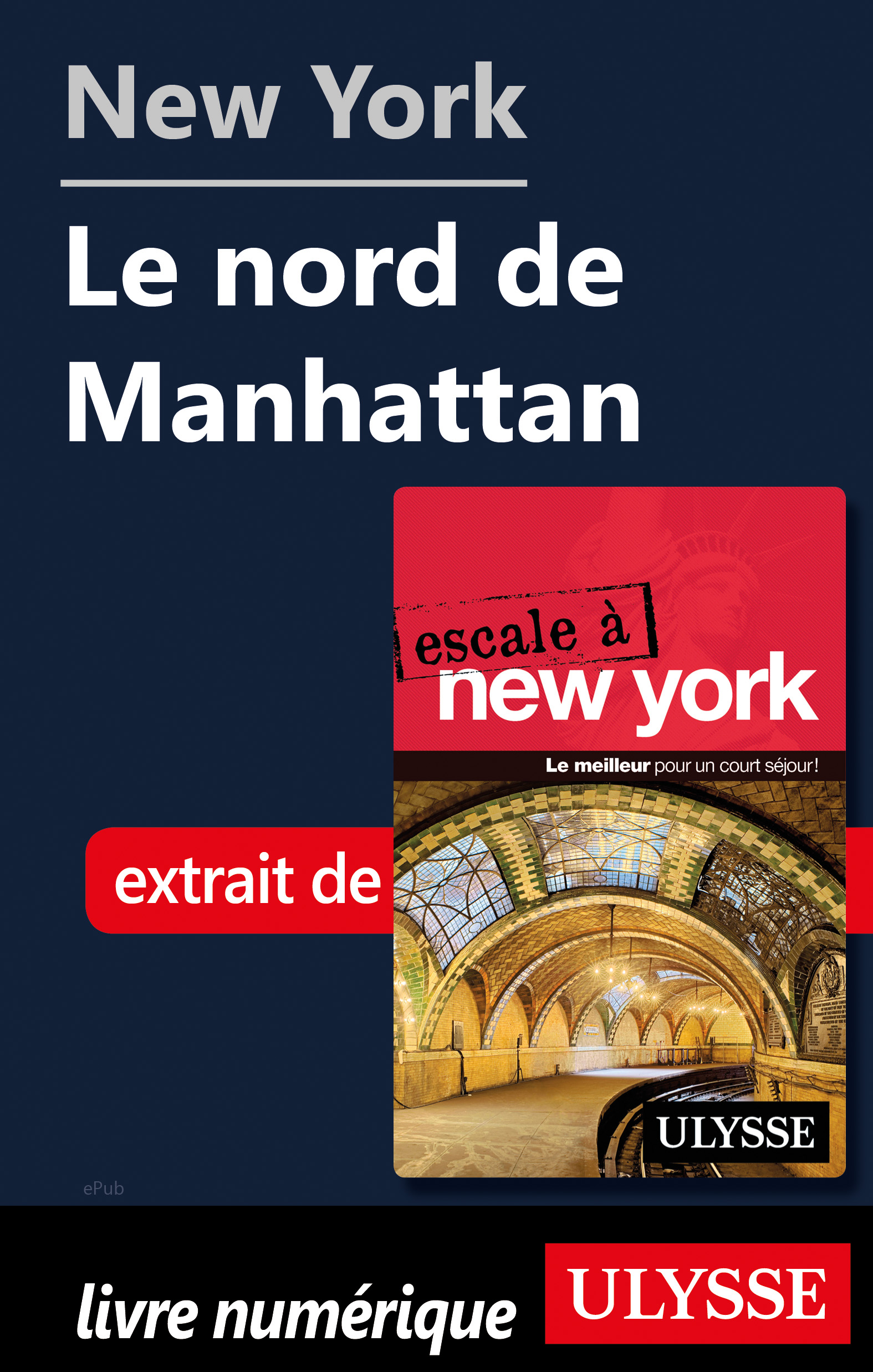 New York - Le nord de Manha...