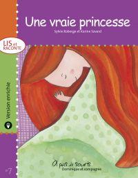 Une vraie princesse - versi...