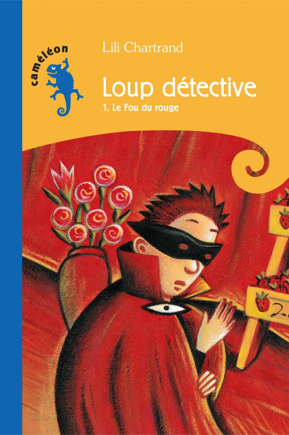 Loup détective T1