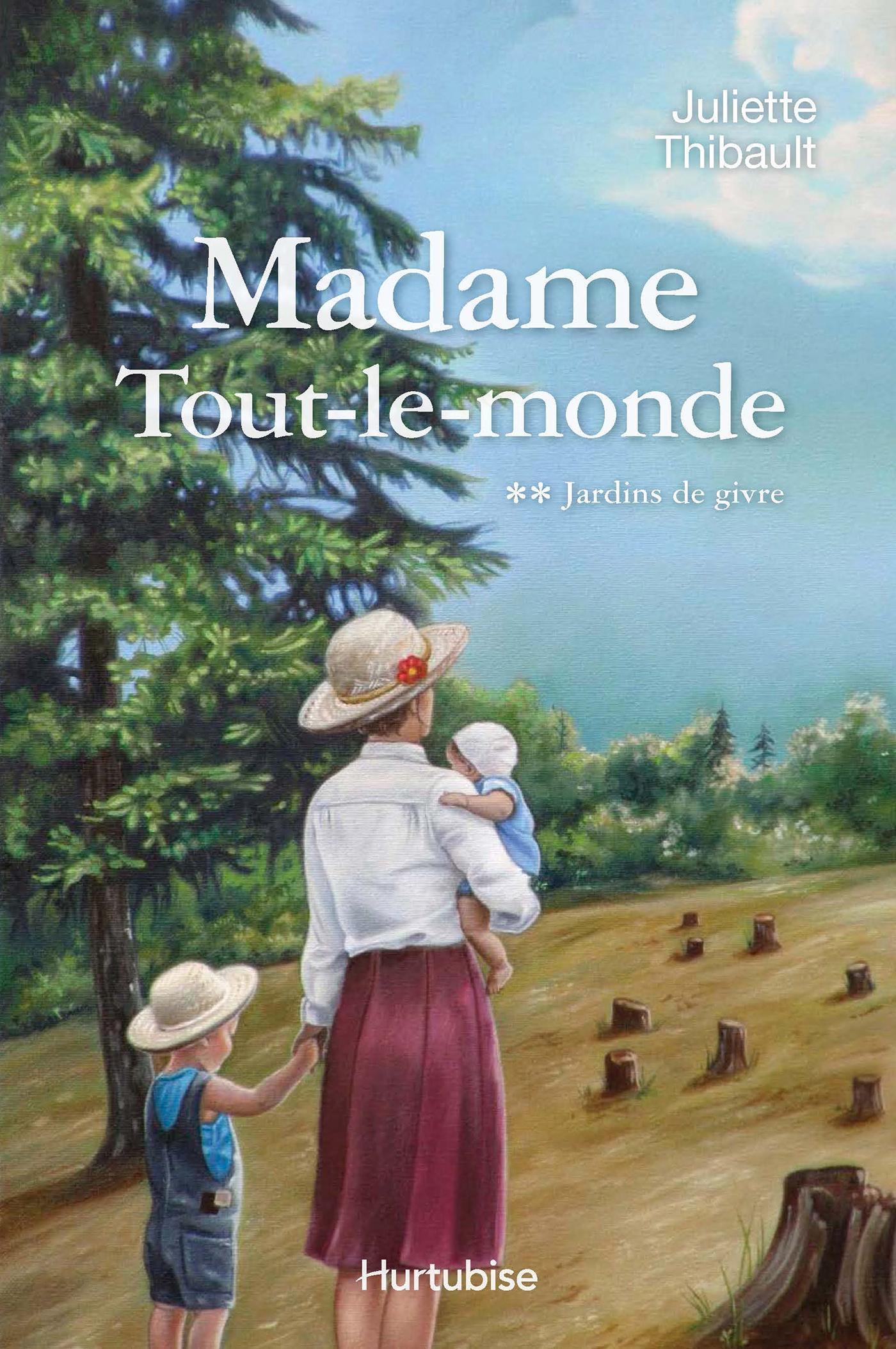 Madame Tout-le-monde T2, Jardins de givre
