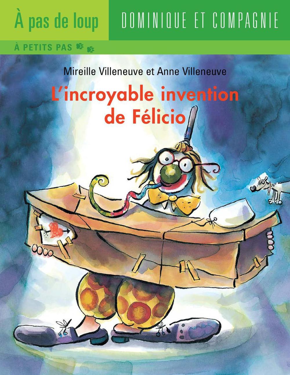 L'incroyable invention de F...