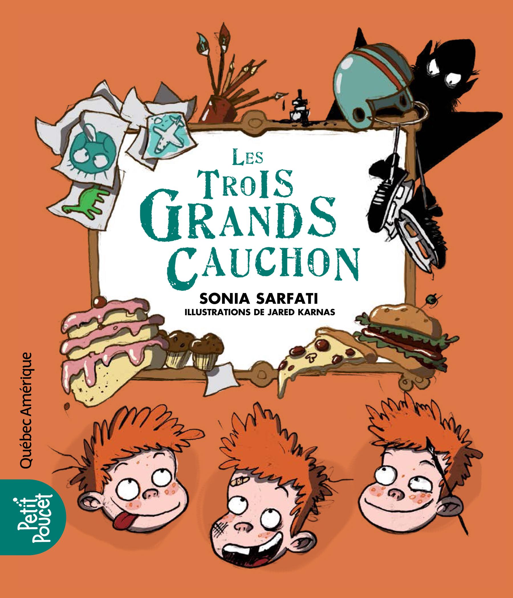 Les Trois Grands Cauchon
