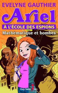 Ariel à l'école des espions...