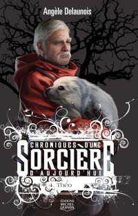 Image de couverture (Chroniques d'une sorciere d'aujourd'hui 4 - Théo)