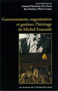 Gouvernement, organisation et gestion