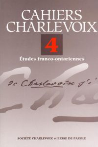 Cahiers Charlevoix 4