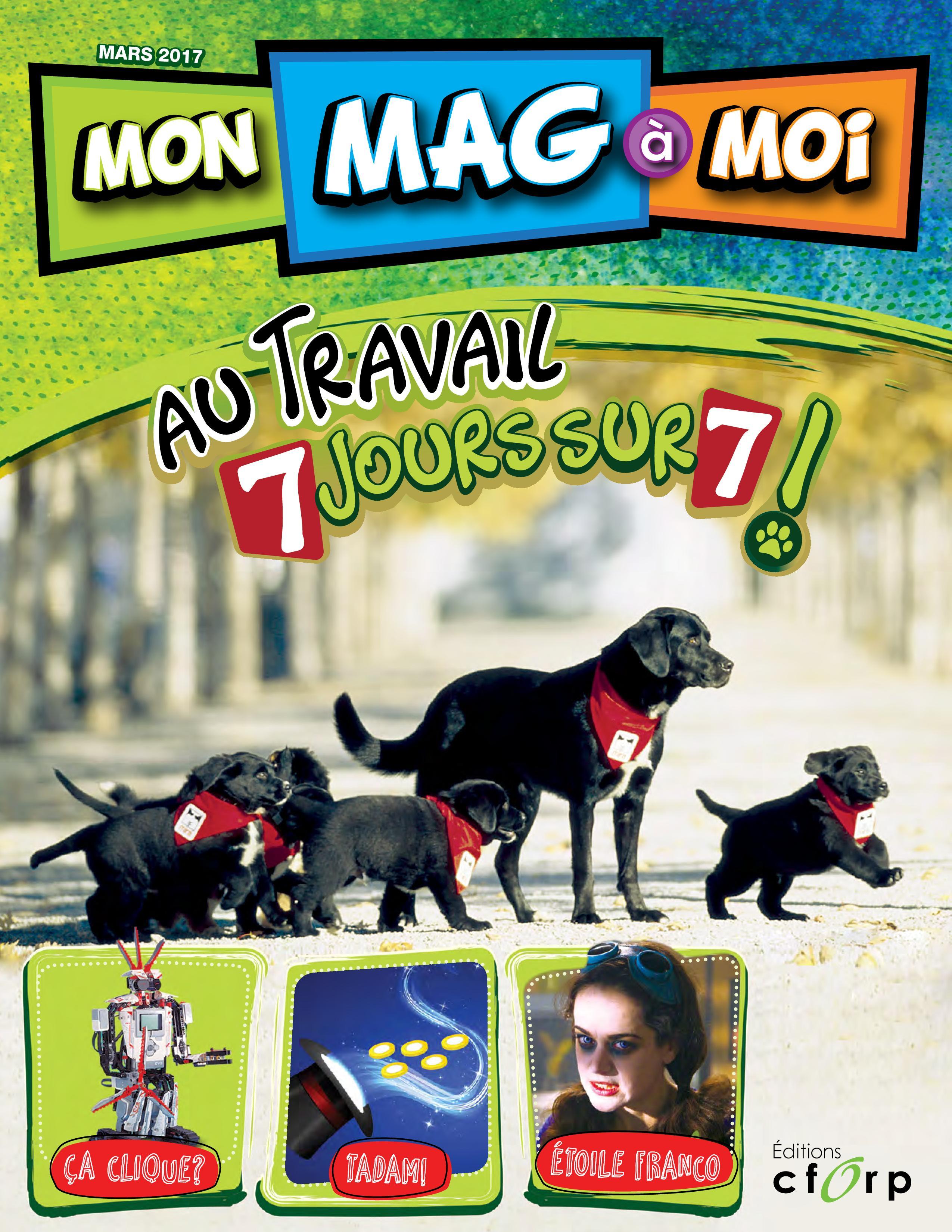 MON MAG à MOI. Volume 10, N...