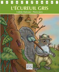 Image de couverture (Ciné-faune - L'écureuil gris)