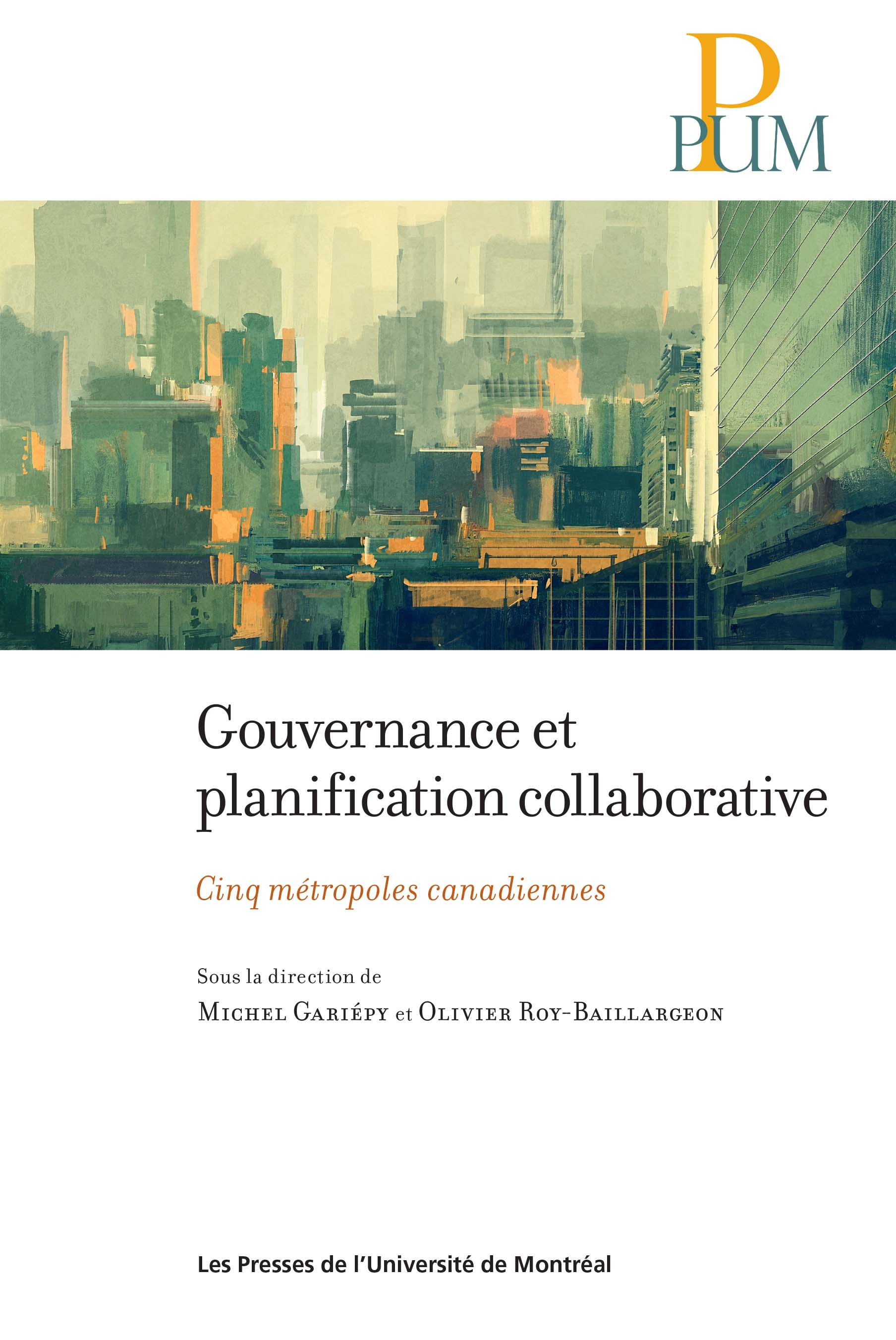 Gouvernance et planification collaborative