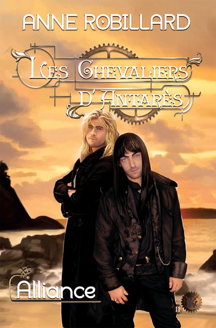 Les Chevaliers d'Antarès 11...
