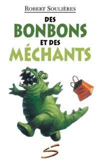 Cover image (Des bonbons et des méchants)
