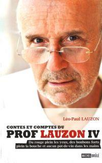 Contes et comptes du prof L...