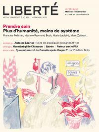 Image de couverture (Revue Liberté 309 - Prendre soin)
