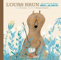 Image de couverture (Ours brun qui voulait être blanc (L'))