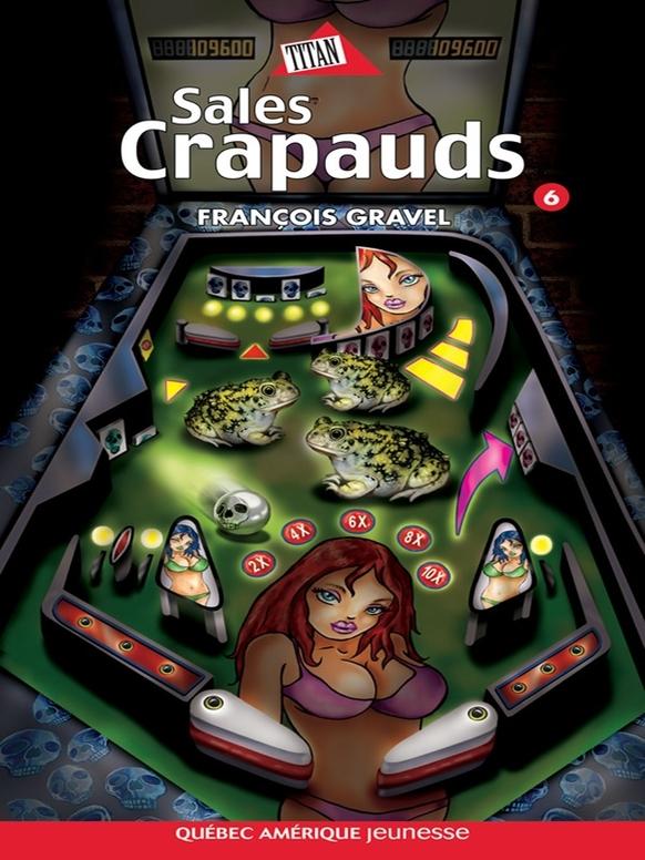 Sauvage 06 - Sales Crapauds