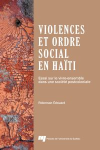 Violences et ordre social e...