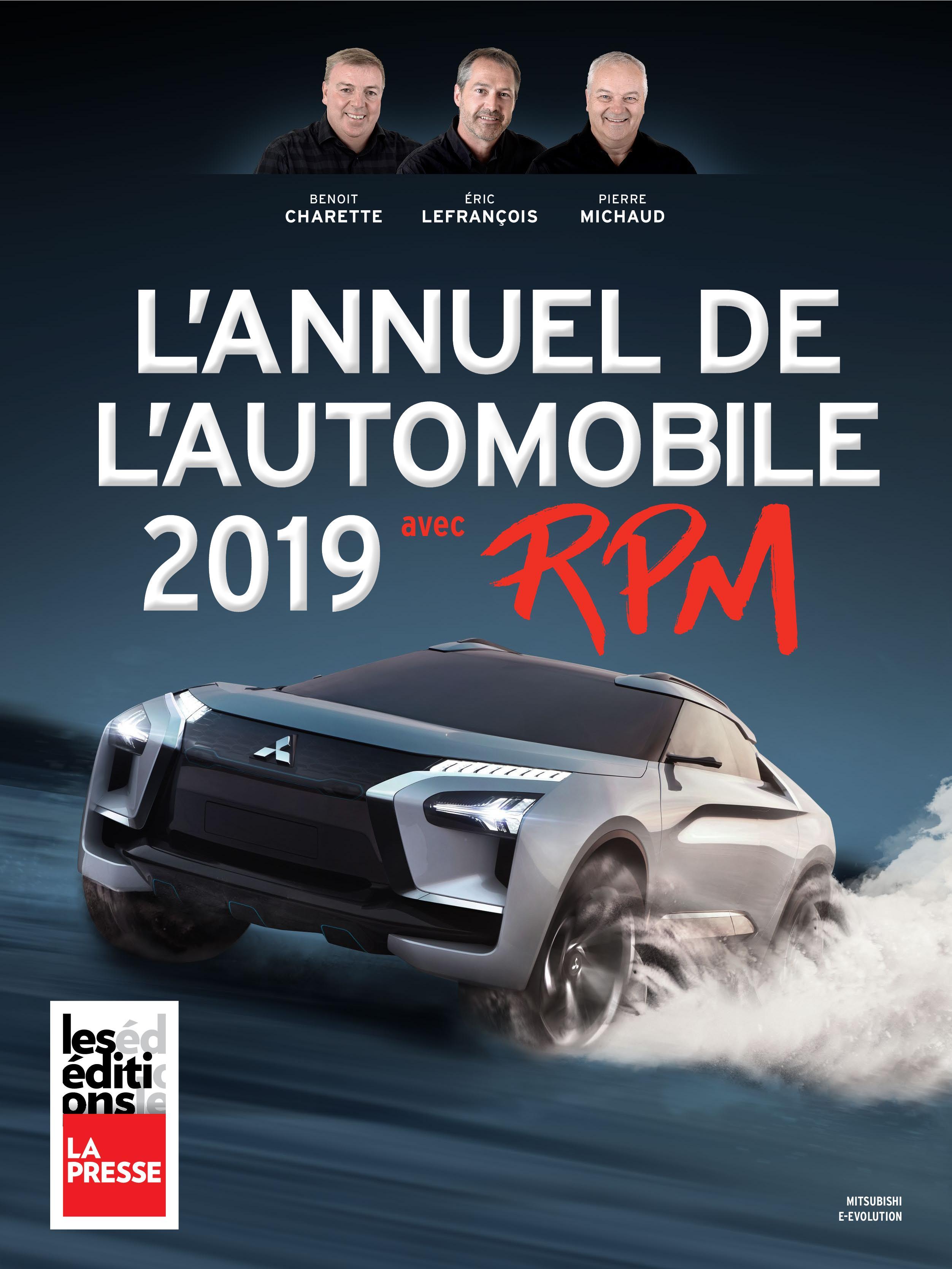 L'Annuel de l'automobile 2019 avec RPM