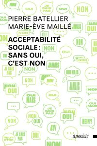 Acceptabilité sociale: sans...