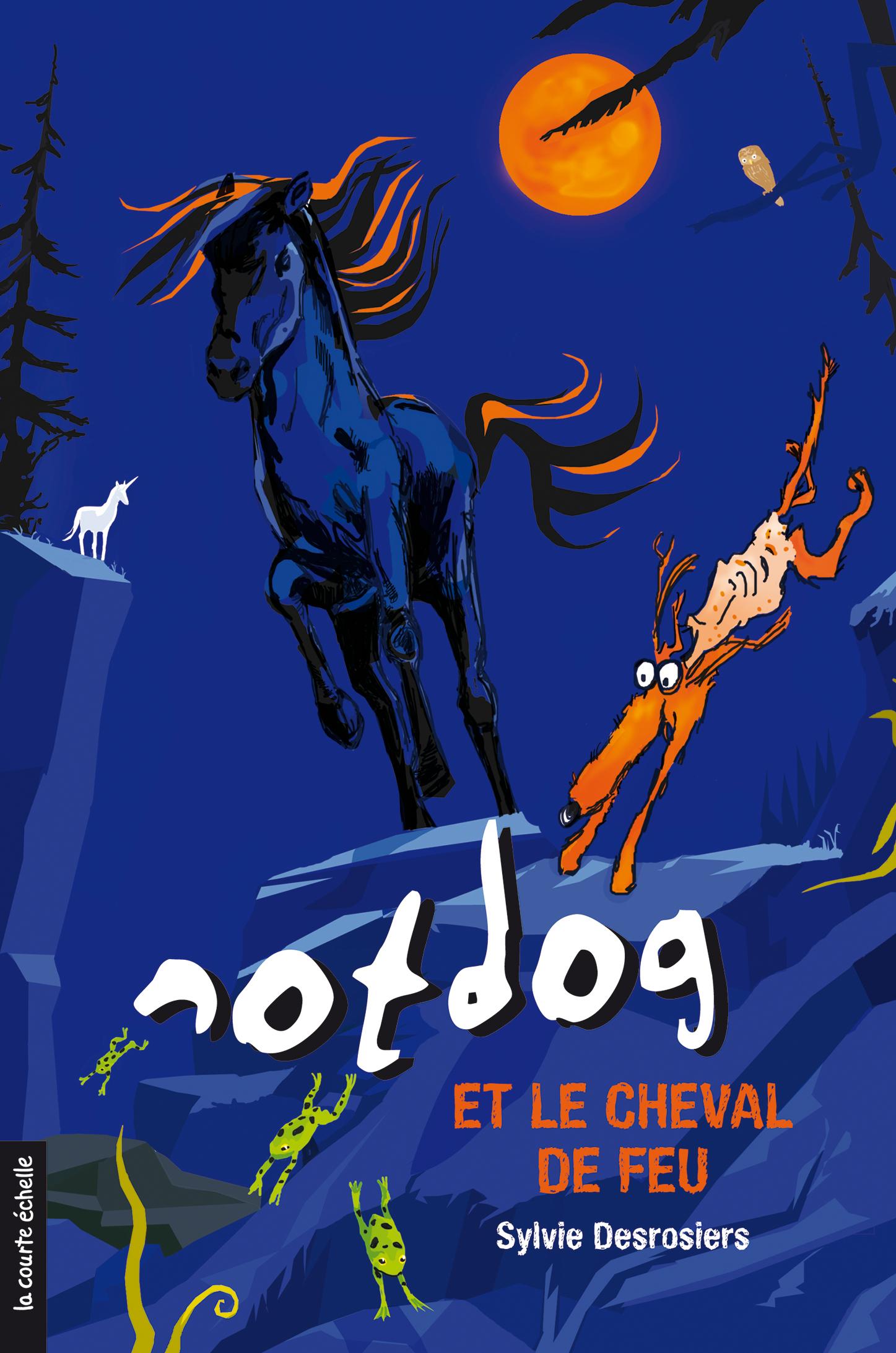 Notdog et le cheval de feu
