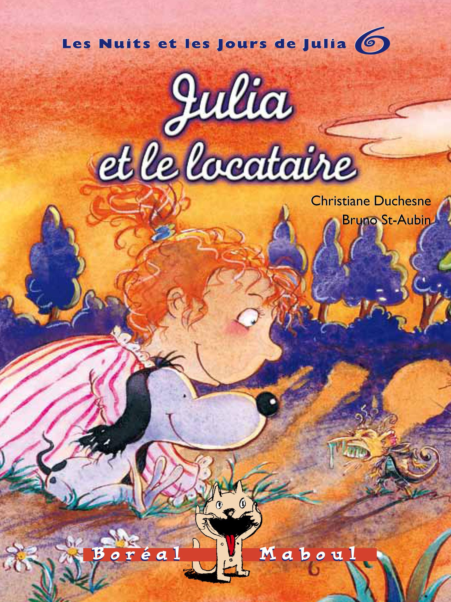 Julia et le locataire
