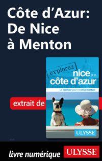 Côte d'Azur: De Nice à Menton
