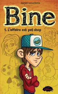 Bine 01 : L'affaire est pet shop