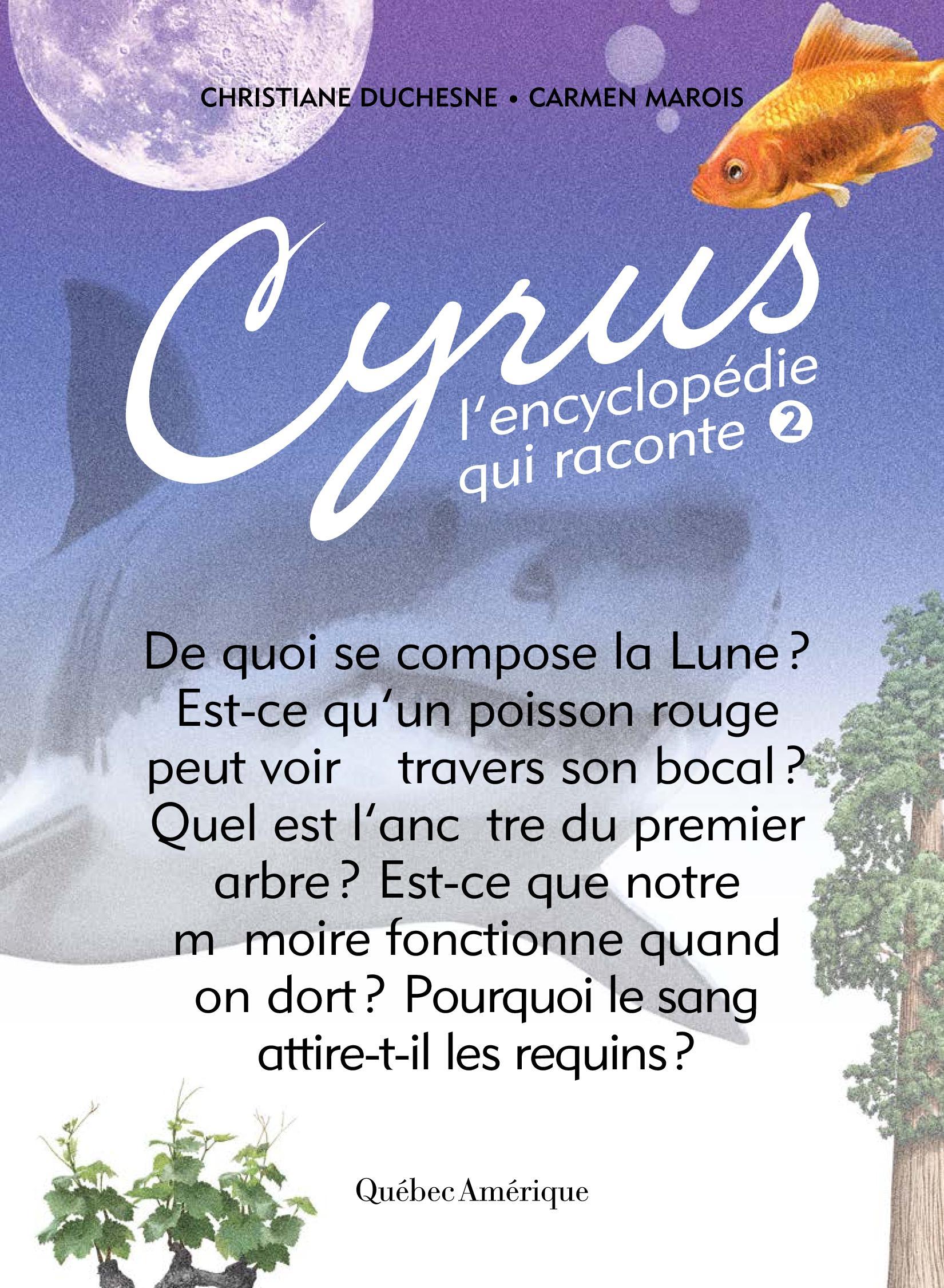 Cyrus, Tome 2