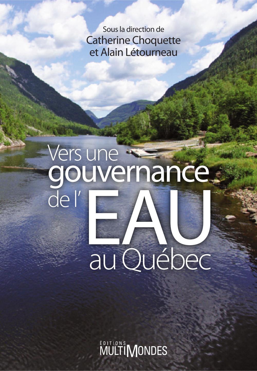 Vers une gouvernance de l'e...