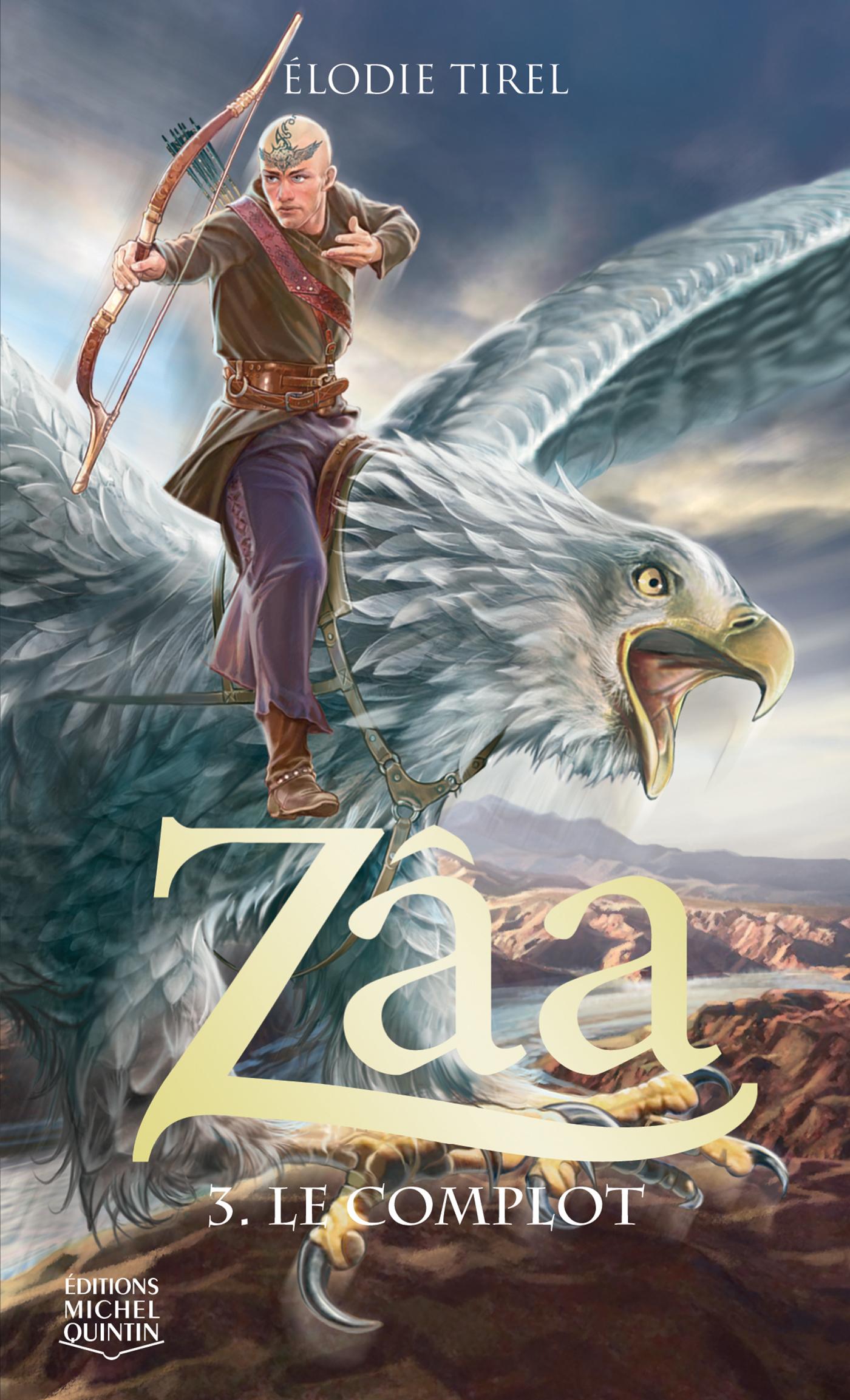 Zâa 3 - Le complot