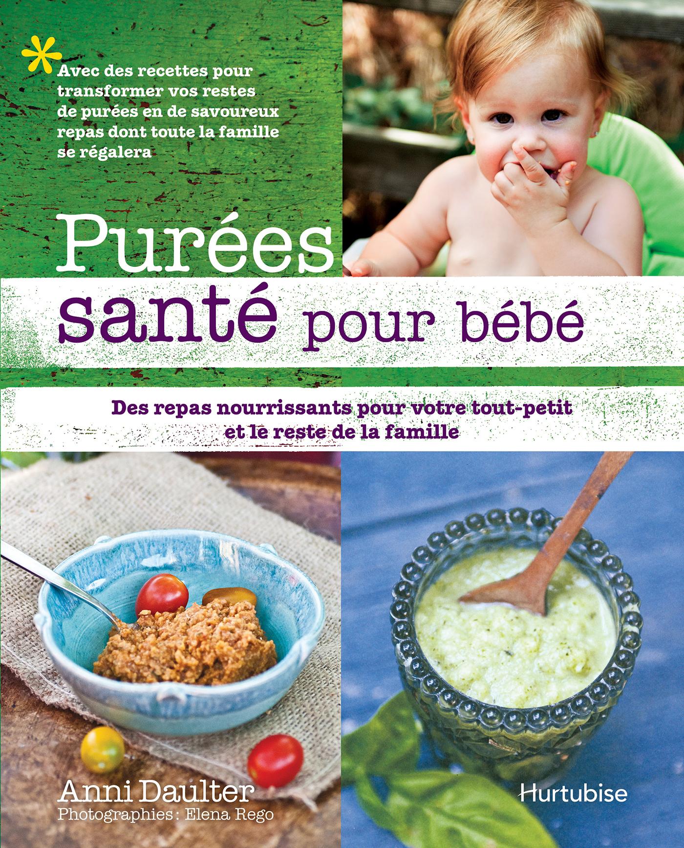 Purées santé pour bébé