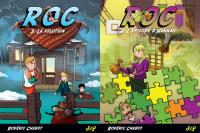 Image de couverture (ROC - La solution grrr - L'épisode Hannah (Tome 3 et 4))