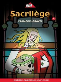 Sauvage 04 - Sacrilège
