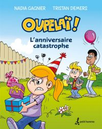 Cover image (L'anniversaire catastrophe)