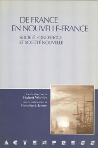 De France en Nouvelle-France