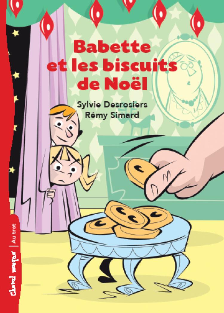 Babette et les biscuits de Noël