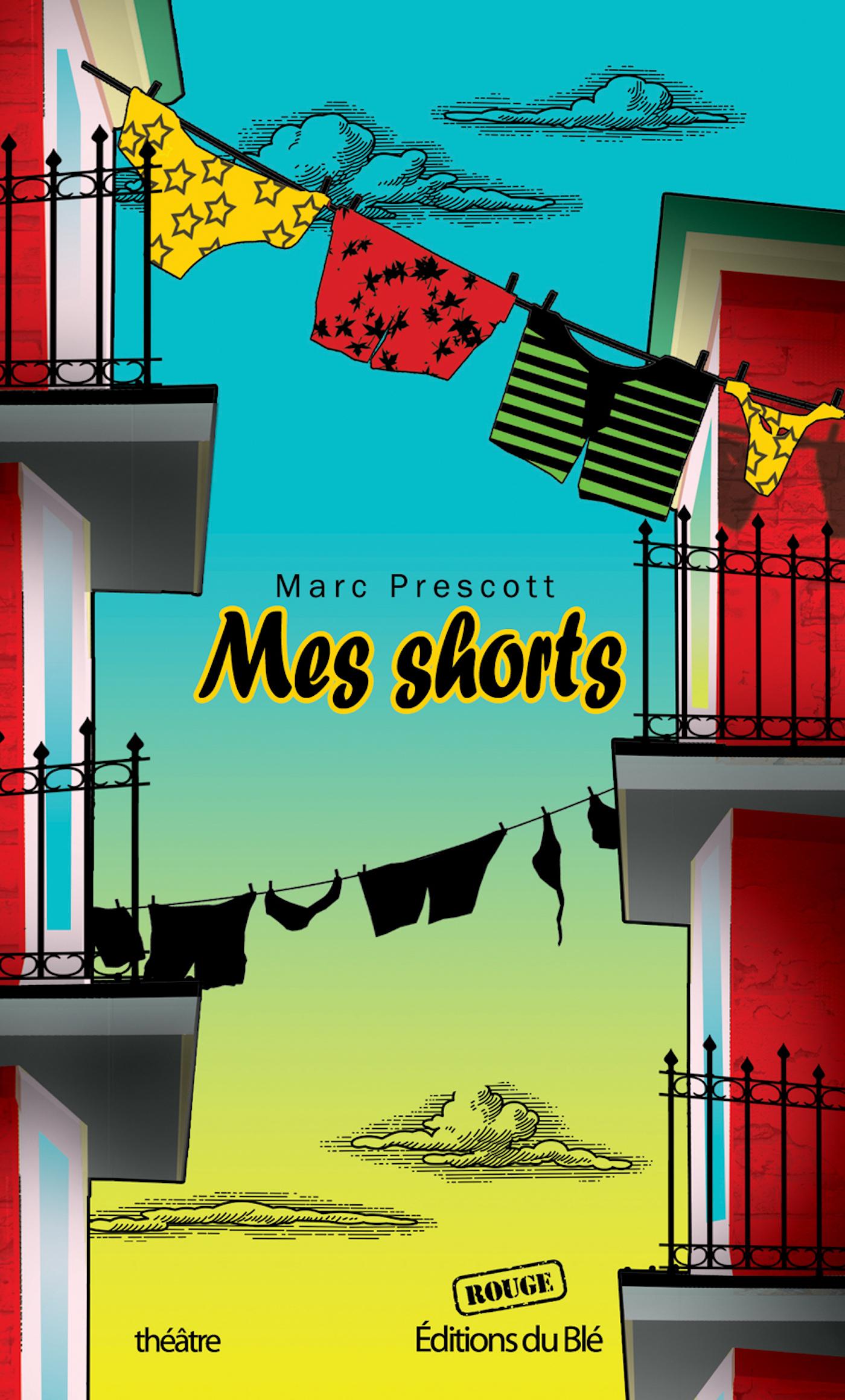 Mes shorts