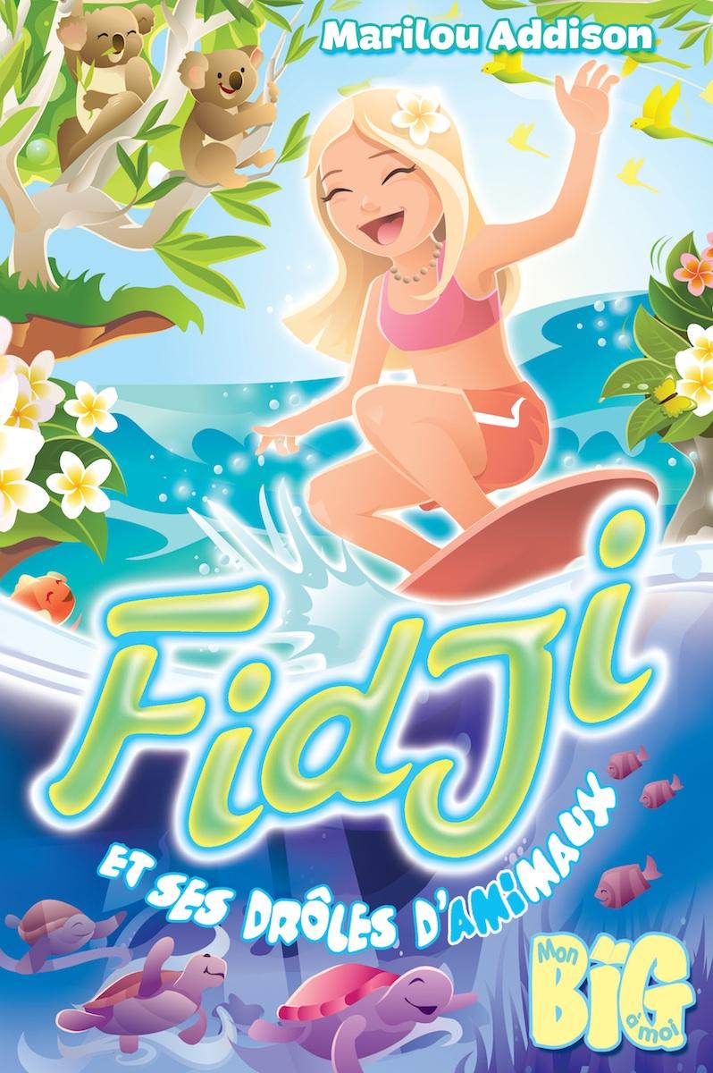 Fidji et ses drôles d'AMImaux