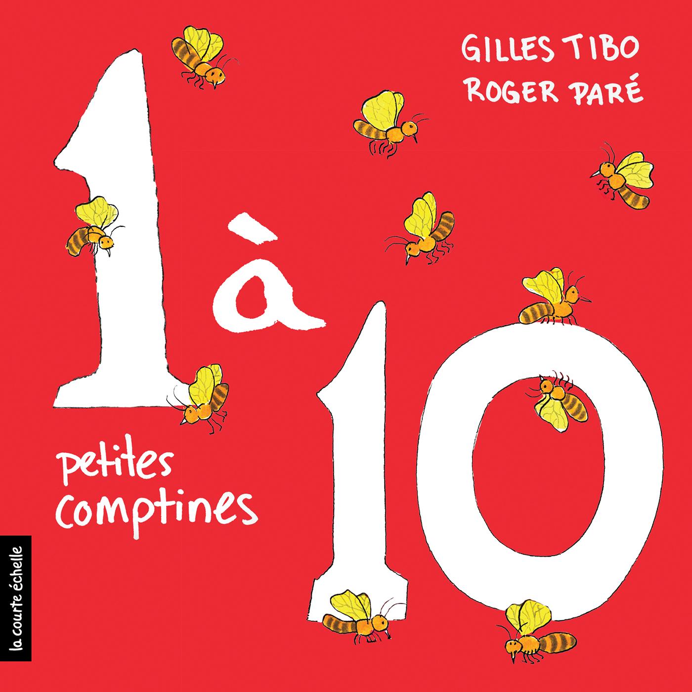 1 à 10 : petites comptines