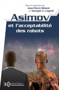 Image de couverture (Asimov et l'acceptabilité des robots)