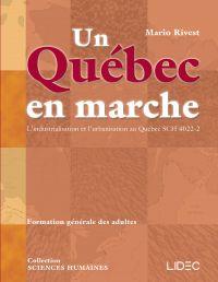 Un Québec en marche