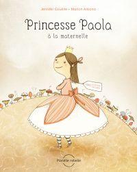 Princesse Paola à la matern...