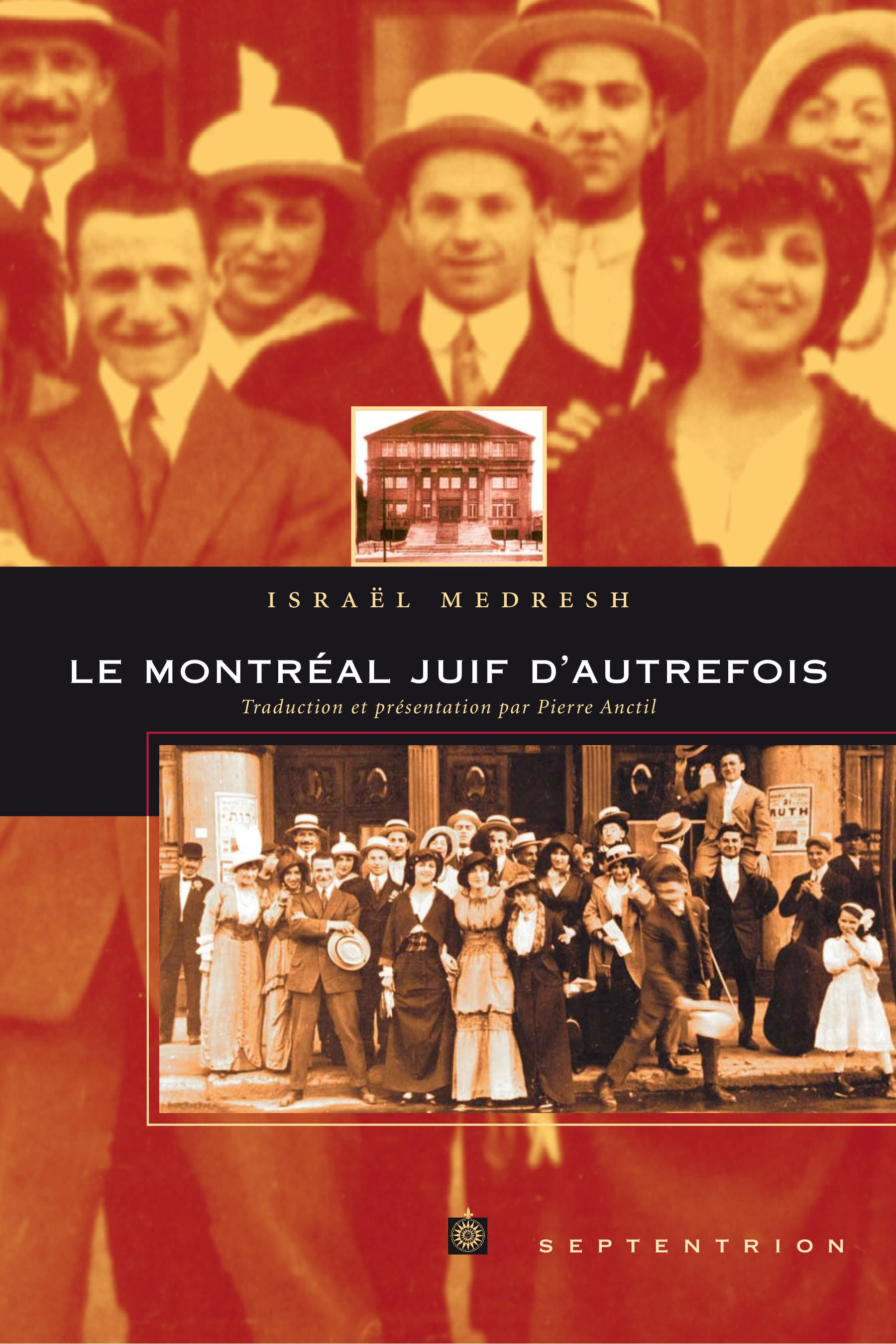 Le Montréal juif d'autrefois