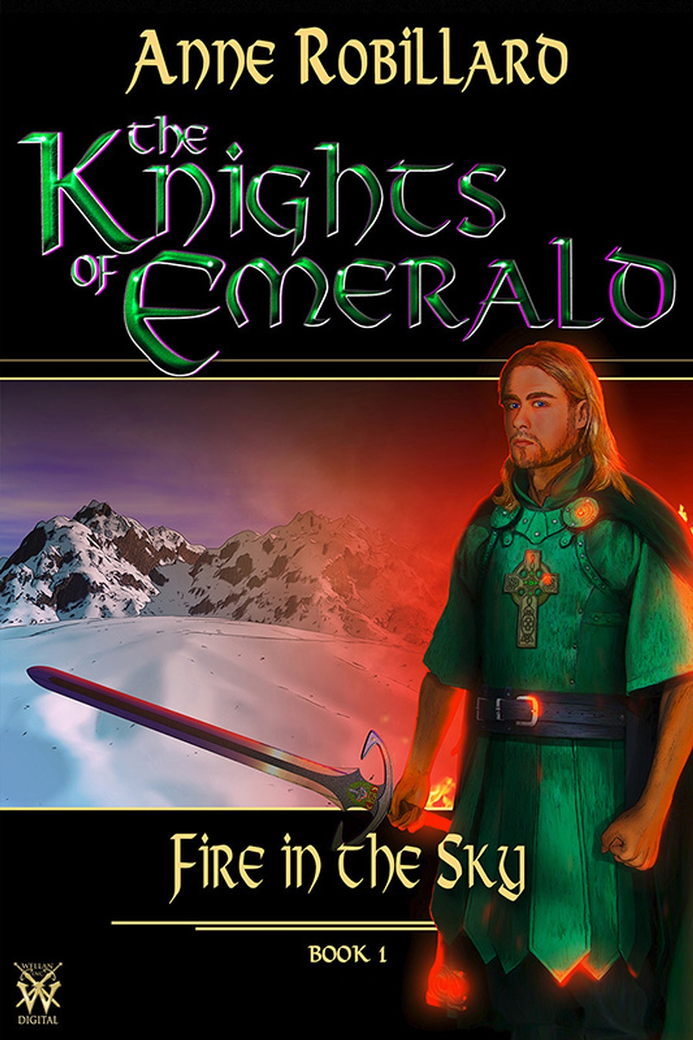The Knights of Emerald 01 :...