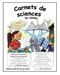 Carnets de sciences (5e année)